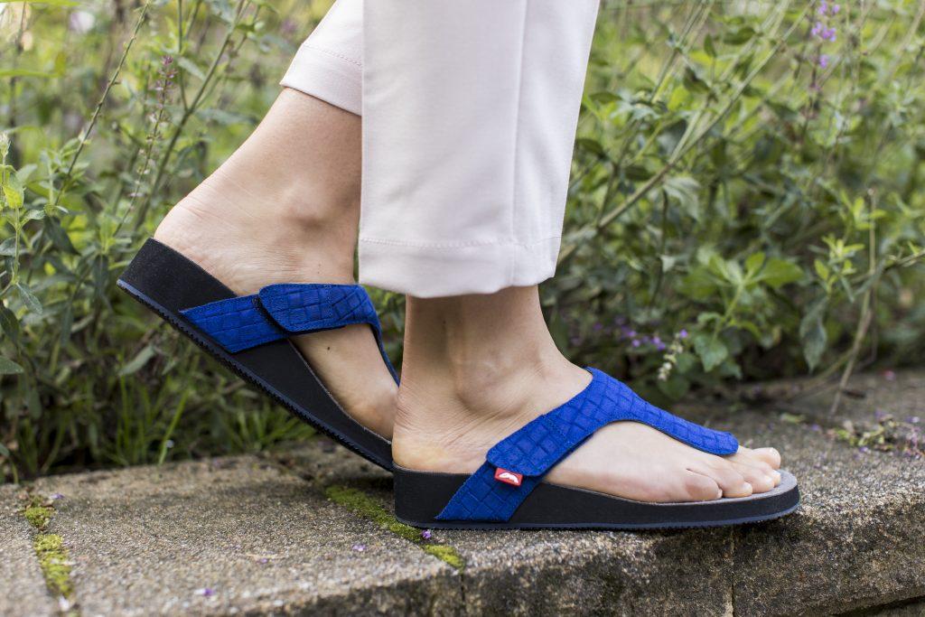 Recharge, schoenen geschikt voor losse zolen 3